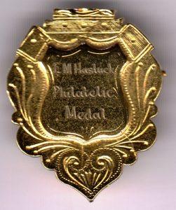 Hasluck medal